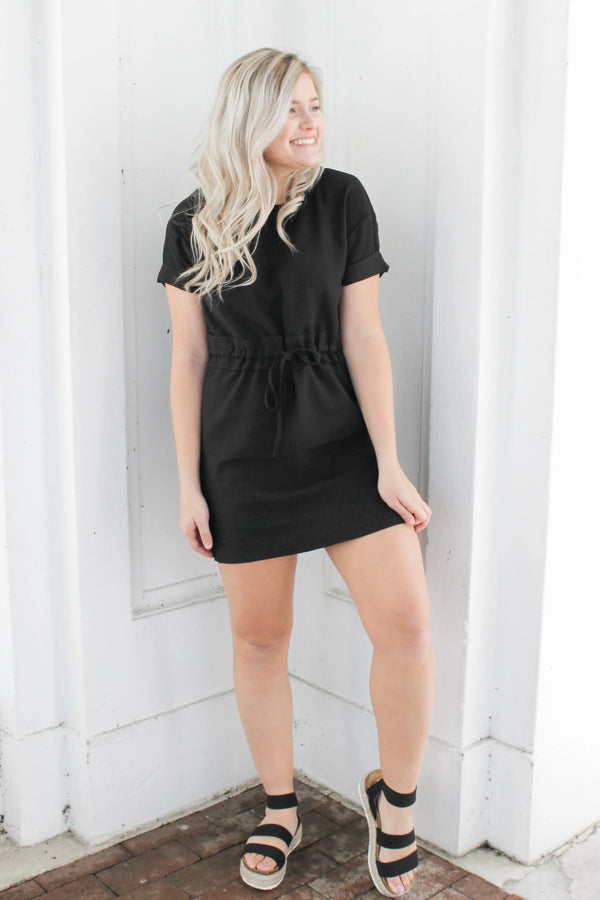 New Haven Dress • Black