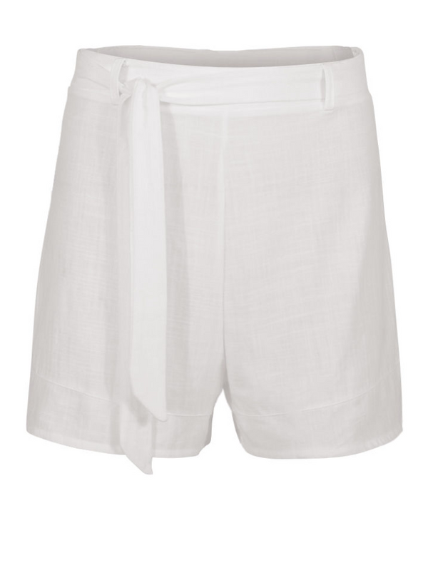 Quincy Shorts • Cream