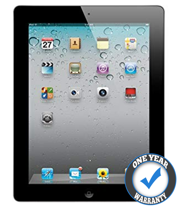 iPad 2 Wifi - Black - (16GB) - Unlocked - Excellent Condition