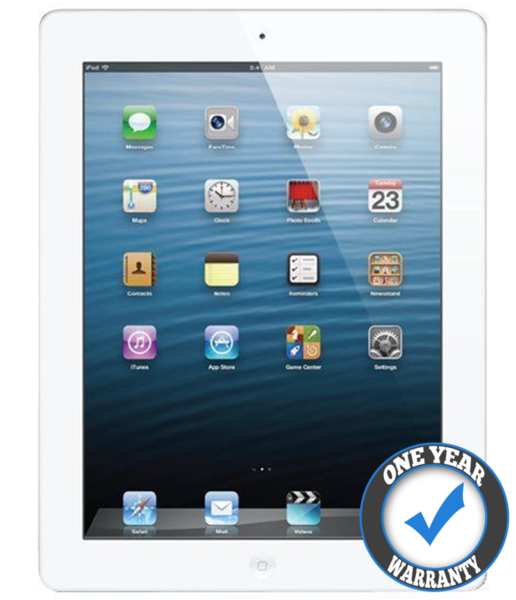 iPad 2 Wifi - White - (64GB) - Unlocked - Excellent Condition