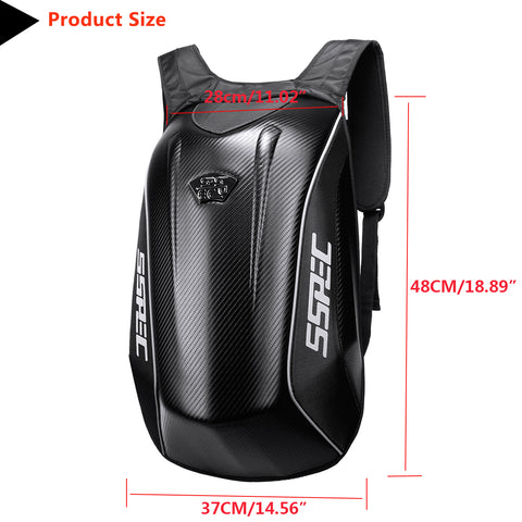 Carbon Bag for motorcycle