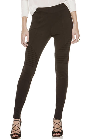 ponte-knit daily leggings