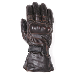 Winter gloves- Pull Up -  LEATHER