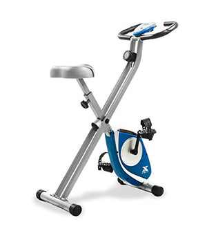 FB150 Folding Exercise Bike, Silver