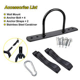Battle Rope - Anchor Strap Kit/ Wall Hanger Included