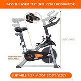 Stationary Cycle Bike with Ipad Mount