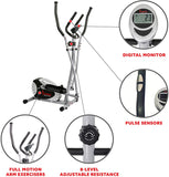 Elliptical Machine Cross Trainer