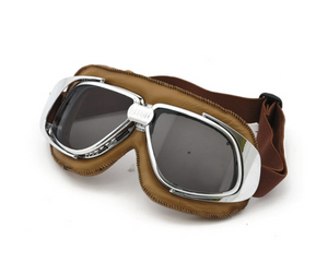 "Vintage motorcycle glasses ""Classic Goggle"""