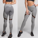 HEART-SHAPED FITNESS LEGGINGS