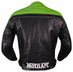 MotoArt Racing Pro Series I Green & Black
