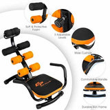 Core Fitness Abdominal Trainer Crunch - Exercise Bench Machine