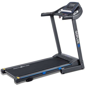 2.25HP Folding Treadmill Electric Motorized Power Running Fitness Machine