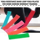 Resistance Tension Band Loop Yoga Pilates