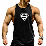 Superman Fitness Tank Top for GYM-Best Superhero Clothes online