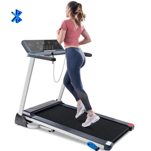 Folding Treadmill Electric Motorized 16.5'' Wide (2020 version)