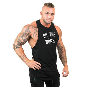DO THE WORK TankTop - Casual