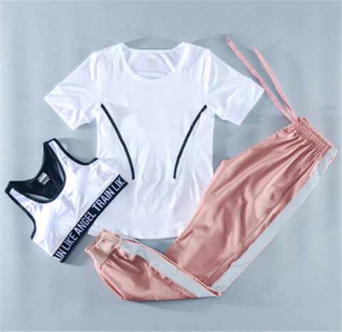 Workout 3 pieces set for women