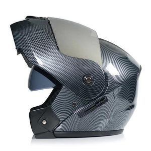 Flip Up Racing helmet Modular