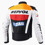 REPSOL motorcycle jacket