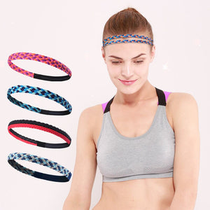 Yoga Headband, Sweatband For Women