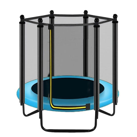 Indoor Outdoor Trampoline With Safety Net