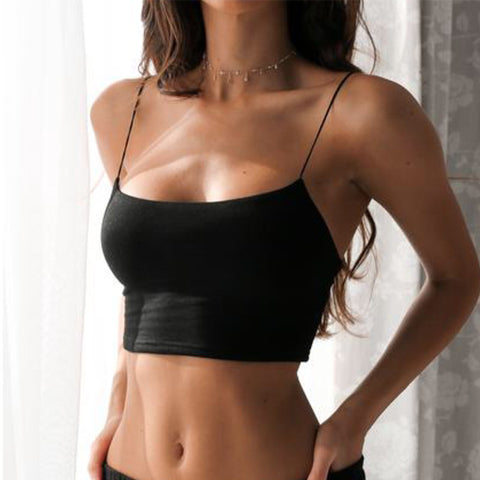 Sexy & Club Tank Top Fitness - Women - Bra