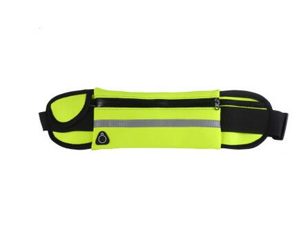 Running Waist Bag Waterproof For Mobile Phone With An Output Of The Headphones - Phone Running
