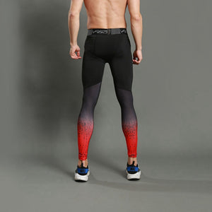 Pro Running Tights - Fitness Leggings - Man - Bodybuilding Drying Running