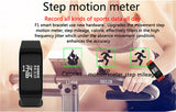 Best-Fitness Tracker with Speed Measurement & Heart Rate tracker-Discount