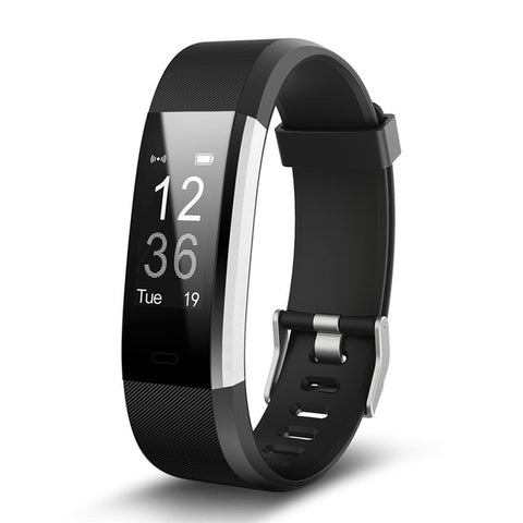 Best-Smart Bracelet With GPS Tracker & Real Time Heart Rate Monitor-Discount