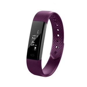 Fitness track watch for women
