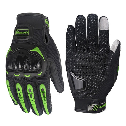 TOUCH-SCREEN Superfly gloves for motorcycle