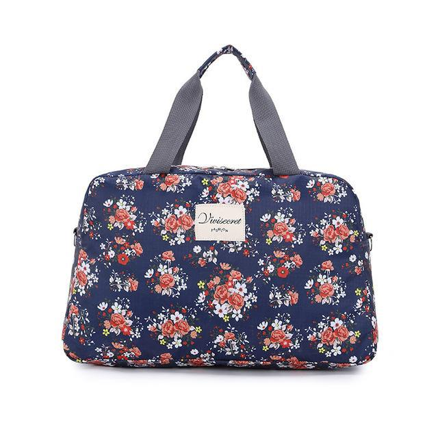 Floral Women Sport Bag - Multifunction - Women - Fitness