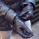 Motorcycle glove full finger - Touch Screen