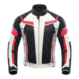 Motorcycle protective Jacket - Breatheable Clothing Suits
