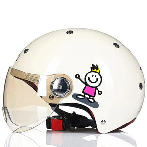 women helmet scooter