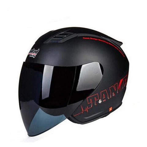 Tanked Racing  helmet