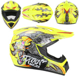 Motocross Road Helmet  ATV - Full Face