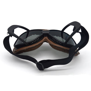 Pilot Vintage Motorcycle Goggle