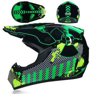 Shark Racing Motocross Casque Off-Road
