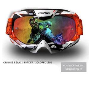 Motocross colored Goggles