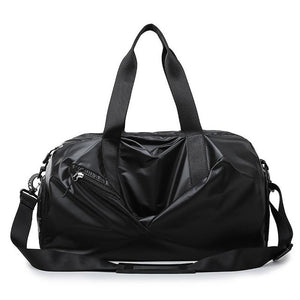 Glossy gym Bag