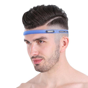Sport Hair Band - Anti-Slip Elastic Sweatband For Women & Men - Jogging Man Women