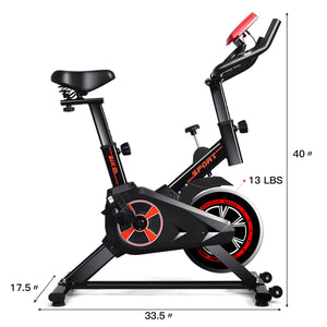Belt Drive Indoor Exercise Bike