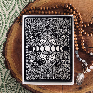 Wild Birth Affirmations Deck