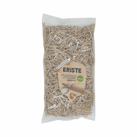 Erishte (Turkish Egg Noodle) with Chia Seed and Mushroom 350g