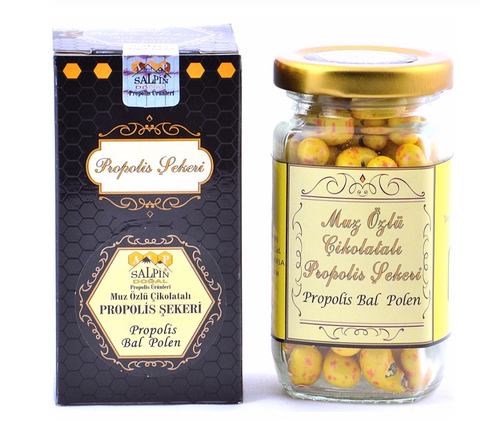Propolis Candy for Kids (with banana flavour)