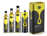 Cretan Extra Virgin Olive Oil 1L-Tin - samnaturaluk