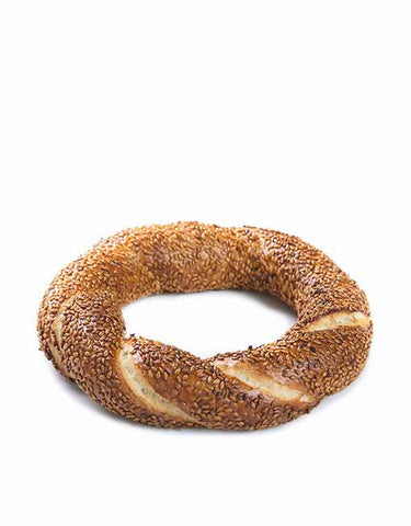Antepzade Simit (2x) (Bagel with Sesame)
