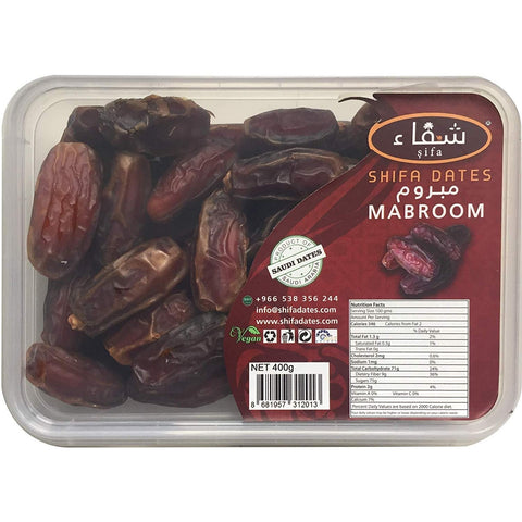 Mabroom Dates 400g - samnaturaluk